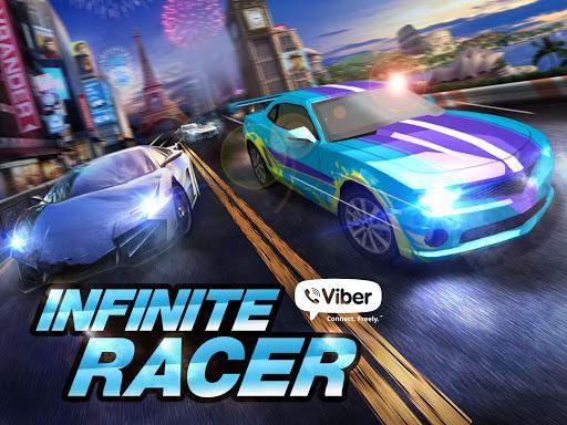 Viber Infinite Racer screenshot 6