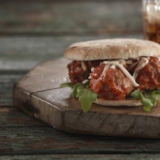 Turkey Meatball Sandwiches Recipe