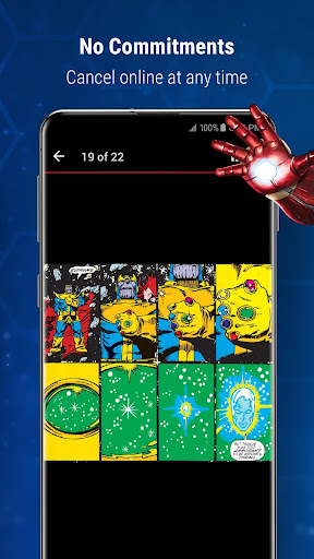 Marvel Unlimited 6.8.0 Screenshots 7