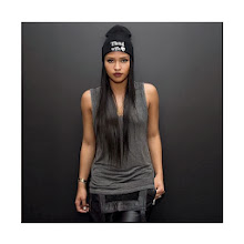 Photo: Spotted: +Cassie  in +Young & Reckless Thug Wife Beanie. Save 20% with rep code BLAQVIXEN at checkout on +Karmaloop.com http://www.blaqvixenbeauty.com/recommends/young-restless-thug-wife-beanie/