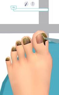 Foot Clinic ASMR Feet Care apk 2
