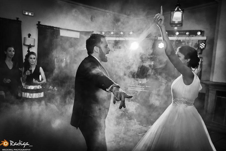 Fotógrafo de bodas Raúl Radiga (radiga). Foto del 08.02.2017