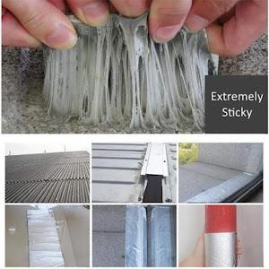 Banda adeziva izolatoare din aluminiu, 5 Metri