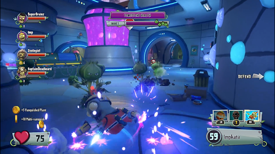 Alanca Plants vs Zombies Garden Warfare 2 for Tips - náhled