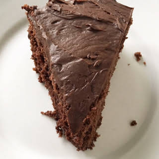 Chocolate Cake with Chocolate Frosting.