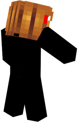 This is the official skin of the youtuber Floiuth, used for Halloween. Booh !