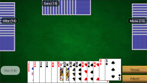 Murlan 2.0.13 screenshots 11