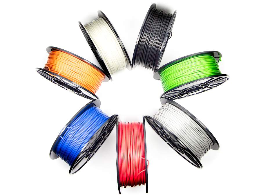 Produce strong, durable prints with a variety of vibrant colors from our line of MatterHackers Series PRO Series Nylon filament.