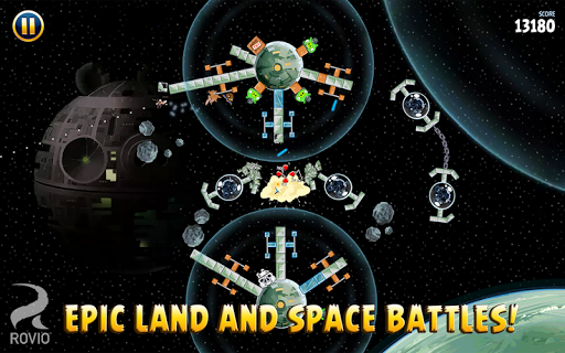 Angry Birds Star Wars screenshot 9