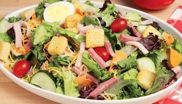 Chef's Salad My Way Recipe