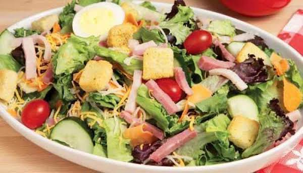 Chef's Salad My Way Recipe