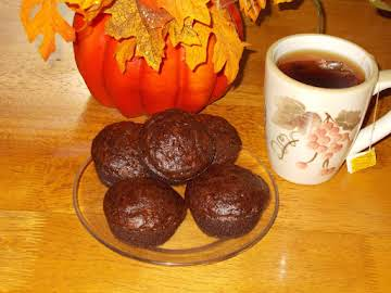Bran Muffins with Cranberries