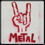 Metal Quiz Icon