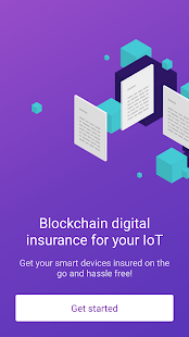 Aigang Digital Insurance - náhled