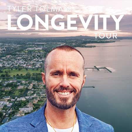 Tyler Tolman Longevity Tour - Geelong
