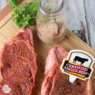Homemade Coffee Steak Rub