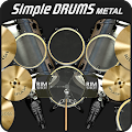 Simple Drums - Metal download