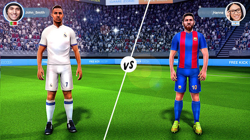 cofe tricheFreeKick PvP Football  1