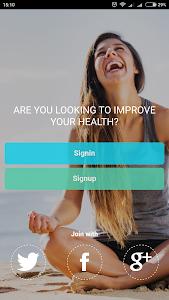 GoLivzo wellness screenshot 0