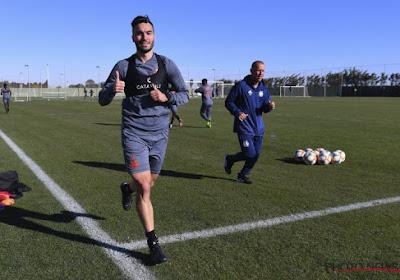 Fred Rutten espère récupérer Ivan Obradovic pour le match de dimanche