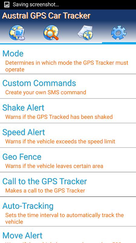 GPS Tracker Car TK SMS Free screenshots