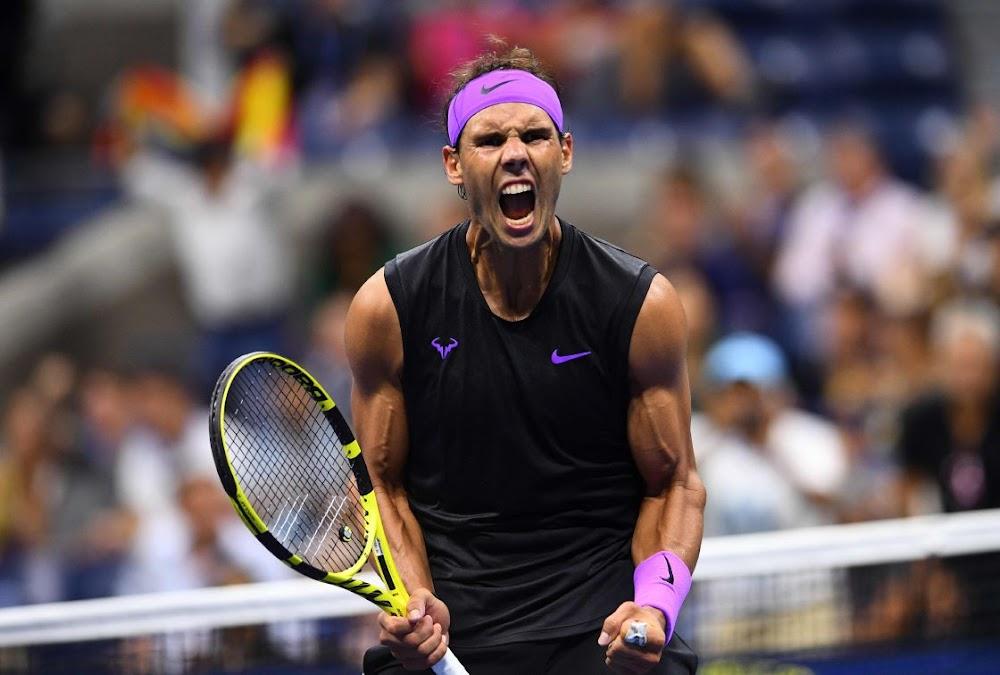 Rafael Nadal laat laataand oor na die Amerikaanse Ope-halfeindronde