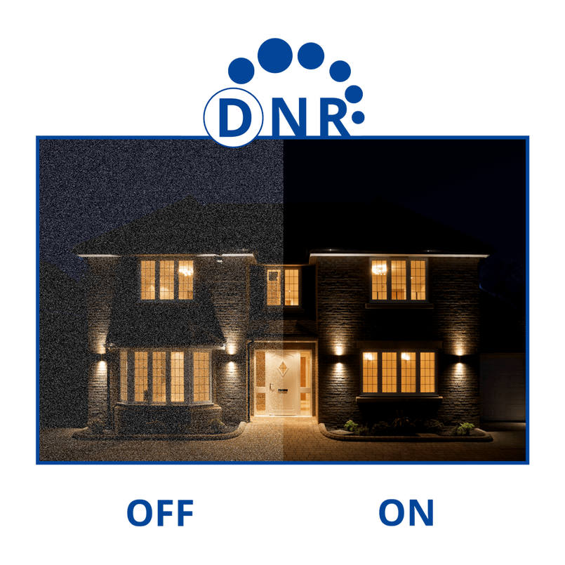 3D digital noise reduction DNR