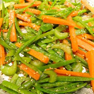 Stir Fry Carrots And Celery Recipes.