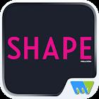 Shape Malaysia icon