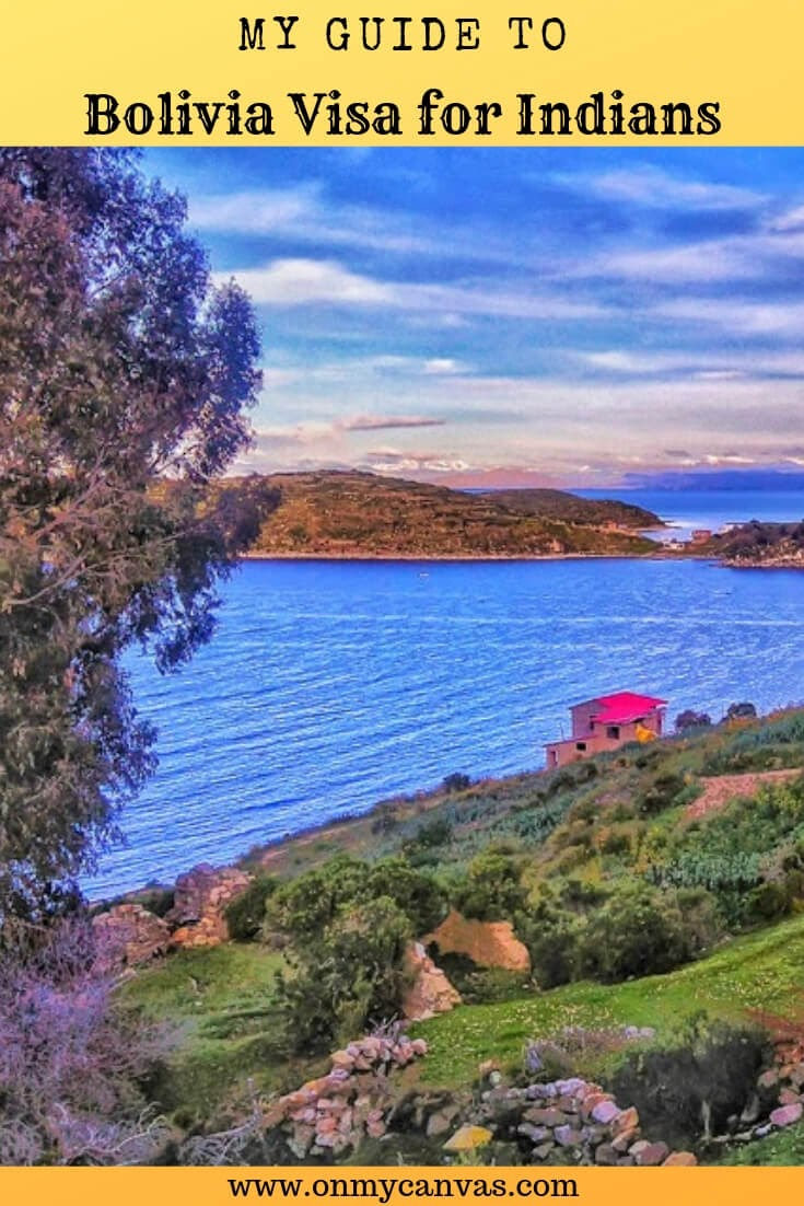 lake titicaca as seen from isla del sol near copacabana bolivia in south america