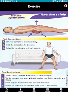Download Exercise Erectile Dysfunction For PC Windows and Mac apk screenshot 7