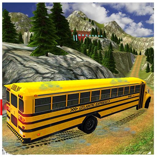 Drive Mountain School Bus