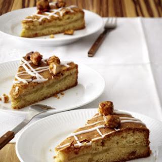 Macadamia and Apple Cake