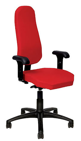 Stol Ullman Hi-Lite        röd