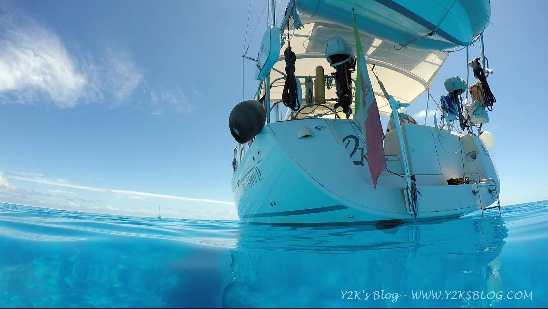 Ancorati in un mondo turchese - Beveridge Reef