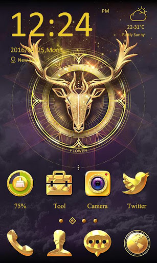 Golden Deer - ZERO Launcher