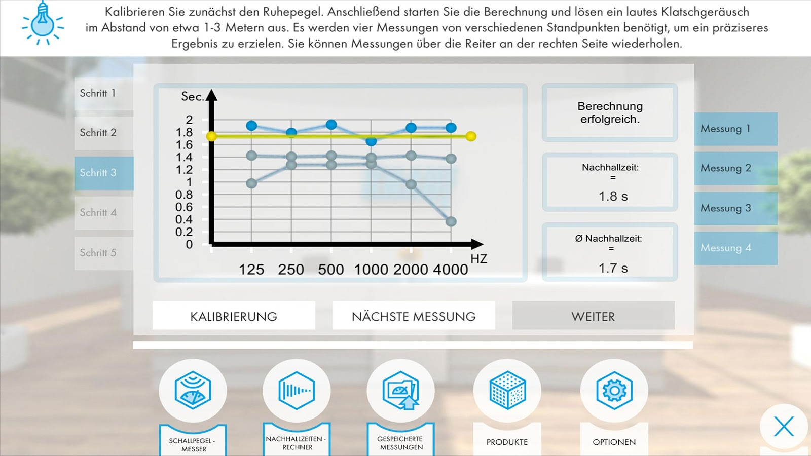 Knauf TopView – Screenshot