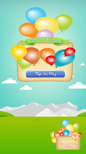 Tap Balloons For Kids