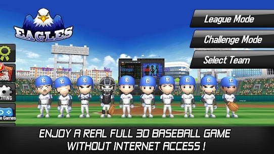 Baseball Star MOD 1.5.3 (Unlimited Autoplay Points / Free Training) APK 1