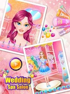Game Wedding Spa Salon: Girls Games APK for Windows Phone