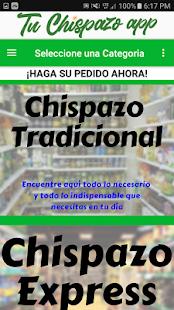 TU CHISPAZO APP - náhled