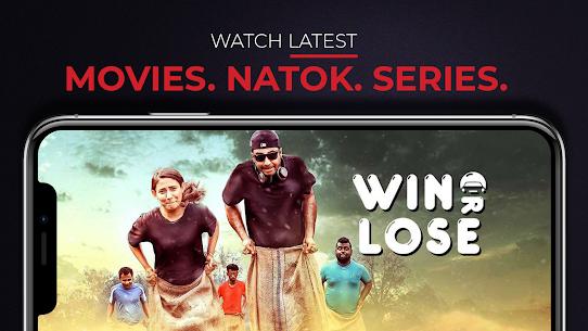 Bongo – Watch Movies, Web Series & Live TV 1