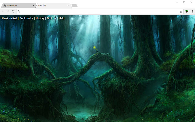 Forest HD Wallpapers Nature New Tab Theme