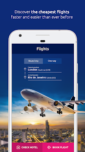 eSky - Flights, Hotels, Rent a car, Flight deals- screenshot thumbnail