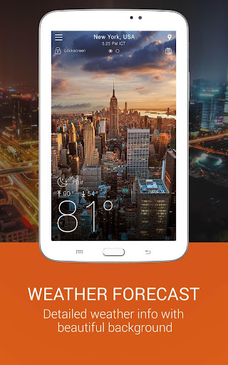 Weather app screenshot 12