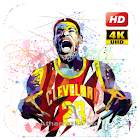 LeBron James Wallpapers HD icon