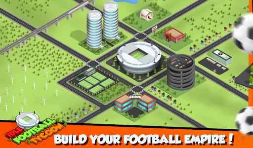 Idle Soccer Tycoon - Free Soccer Clicker Games  screenshots 11