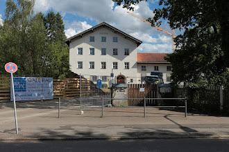 Photo: 27.07.: noch vor den Sommerferien ging der Erweiterungsbau los