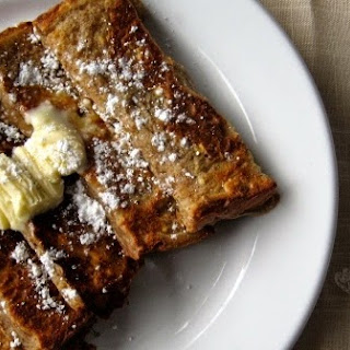 Chai French Toast Sticks Recipe