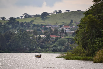 Photo: near the source of the Nile